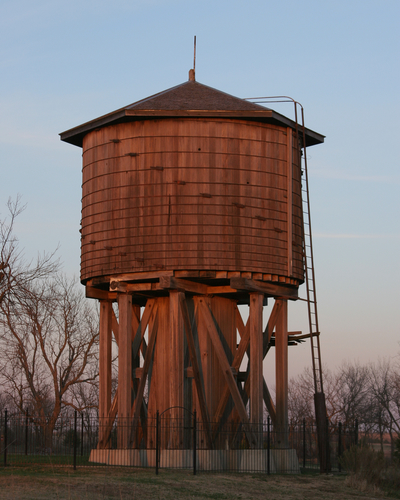Beaumont-Frisco Water Tower