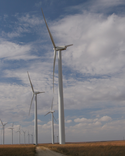 Ferrell Ranch Wind Farm